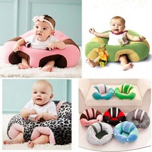 Dropshipping infantil baby sofa baby seat sofa support cotton feeding chair for tyler miller Infant learning seat plush toys