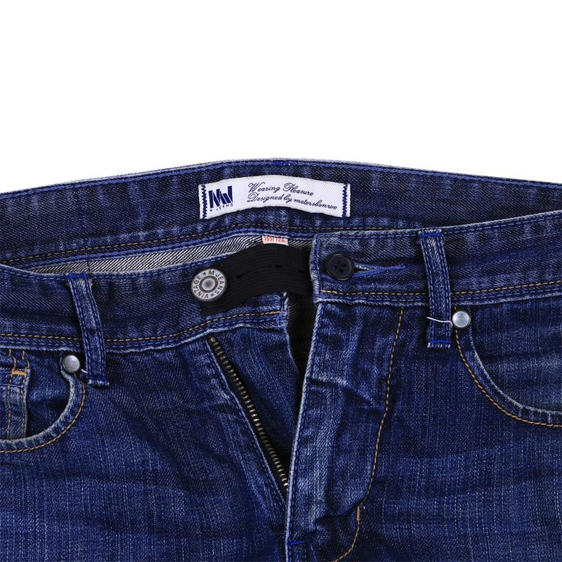 1Pcs Skirt Trousers Jeans Waistband Extender Pregnant Women Pant Extender Elastic Extender Wonder Button Belt Extension Buckle