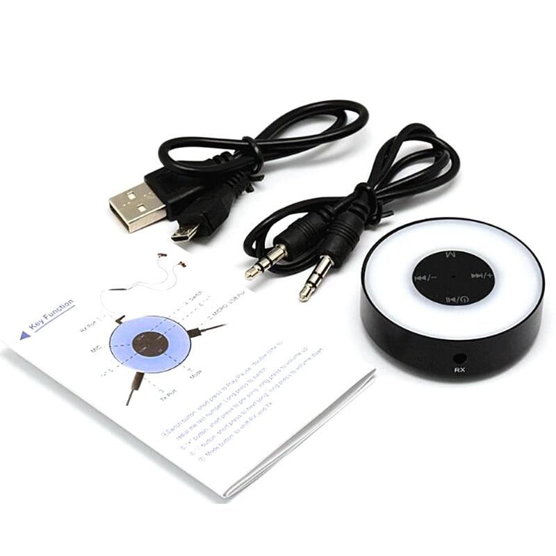 Unterhaltungselektronik SchöN 2-in-1 Bluetooth Wireless Audio Sender Empfänger 3,5 Mm Bluetooth Adapter Hände-freies Telefon Tragbares Audio & Video Musik Player HüBsch Und Bunt