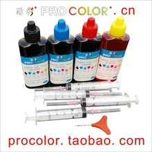 BC 345 BC 346 CISS Dye ink refill kit for Canon BC 345 346 PIXUS TS3130s TS3130 TS203 TR4530 TR 4530 TS 203 3130s 3130 printer