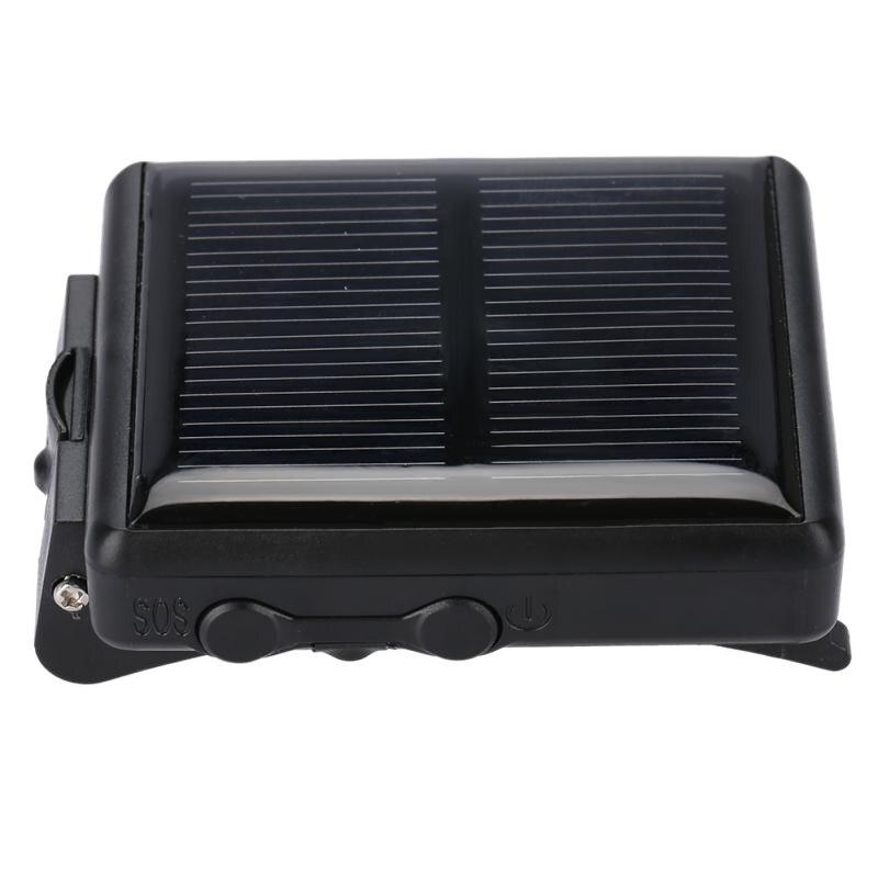 Le plus nouveau traqueur solaire imperméable de Gps d'ip66 pour le dispositif de suivi d'animal de vache de mouton Rf-V26 Gps/Gprs/localisateur de Gsm en temps réel 850-1900 MHZ
