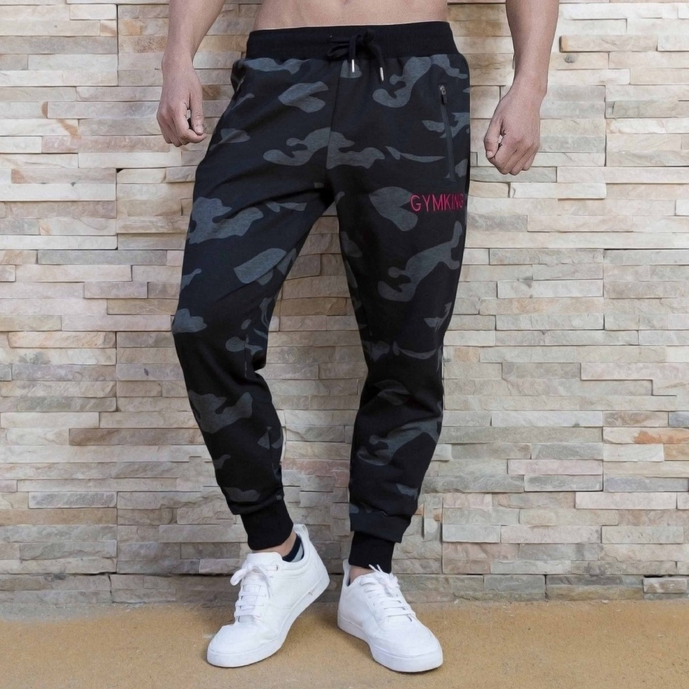Men Sweatpants Autumn New Men's Camoufl Pants Cargo Pants Jogger Fitness Sport Leggings Men Harem Pants