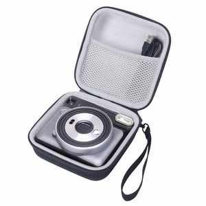 Защитный чехол для Fujifilm Instax Square SQ6, мгновенная пленка для камеры, мини дорожная сумка для переноски, чехол с ручным ремешком, чехлы