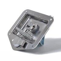 T Type 304 Stainless Steel Handle Locks Trailer Plane RV Caravan Truck Engineering Vehicles Panel Latch Car Lock
