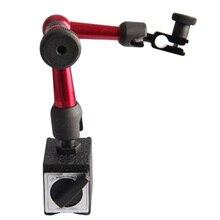 Мини Универсальный гибкий магнитный держатель подставка и для инструмента индикатора набора
