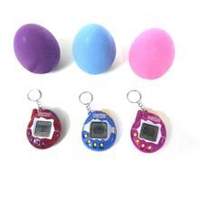 Флэш-трещины яйцо тамагочи виртуальной игровой консоли для домашних животных