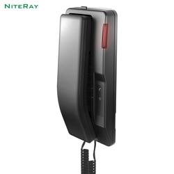 Настенный ip-телефон, VoIP телефон для ванной комнаты SIP телефоны для гостиничной ванной комнаты