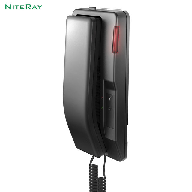 Wall-mounted IP phone, VoIP phone for bathing room SIP phones for hotel bathroom