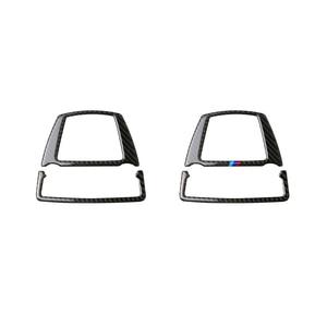 Image 1 - สำหรับ BMW 5 Series GT F07 F10 X3 X4 F25 F26 คาร์บอนไฟเบอร์ด้านหน้าอ่านกรอบ