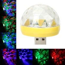 Decorative Lamp Car LED Atmosphere DJ Light