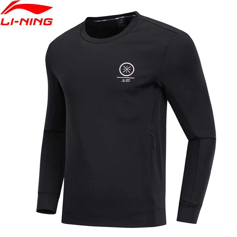 Li-Ning Men Wade Series Sweater Regular Fit Comfort 48% Polyester 42% Cotton 10% Spandex LiNing Sports Hoodie AWDN891 MWW1498Li-Ning Men Wade Series Sweater Regular Fit Comfort 48% Polyester 42% Cotton 10% Spandex LiNing Sports Hoodie AWDN891 MWW1498