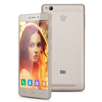 Global Version Redmi 3S 3GB 32GB 5.0'' HD 4G Full Metal Body Smartphone Qualcomm Snapdragon 430 Octa Core 13.0MP Cellphone