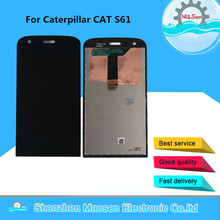 "Original M&Sen For 5.2"" Caterpillar CAT S61 LCD Display Screen And Touch Screen Panel Digitizer For Caterpillar Cat S61 Display"