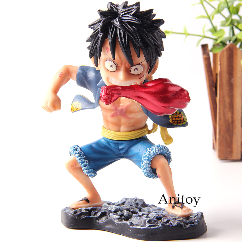 Hkxzm Anime 26cm One Piece Colosseum Gear Third Monkey D Luffy Pvc Figure Collectible Model Toy Action & Toy Figures