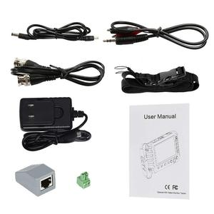 Image 5 - 새로운 5 인치 TFT LCD HD 5MP TVI AHD CVI CVBS 아날로그 보안 카메라 테스터 모니터 하나의 CCTV 테스터 VGA HDMI 입력 IV8W