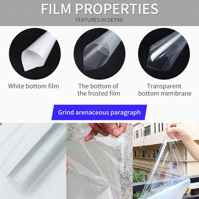 30*300CM Transparent Car Protective Film Waterproof Car Paint Film Invisible Scratch Resistance Stickers Car Accessories