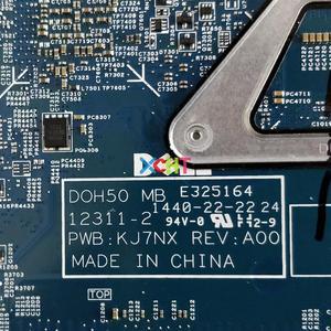 Image 5 - CN 0DPX9G 0DPX9G DPX9G DOH50 12311 2 w i7 4510U CPU GT750M/2 GB GPU pour Dell Inspiron 7537 ordinateur portable carte mère carte mère