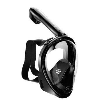 182eb7bdf Buceo máscara de buceo hombres y mujeres bajo el agua Anti niebla snorkel  buceo máscaras cara