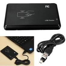 DC 5 в 125 кГц USB RFID Бесконтактный датчик приближения Смарт-считыватель ID карт TK4100 EM4100