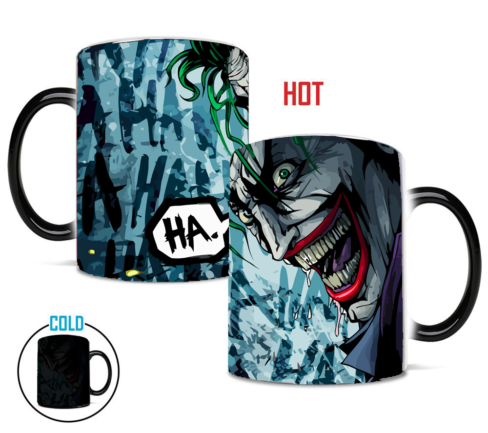Aliexpress.com : Buy The Dark Knight joker mug heat ...