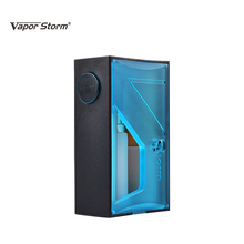 Vapor Storm Raptor Squonk Box Mod BF Electronic Cigarettes Chip Protection Bottom Feeding For BF RDA Atomizer No 18650 Battery