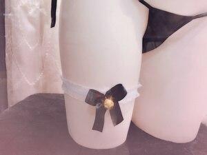 Image 3 - Женское сексуальное нижнее белье, соблазнительное прозрачное соблазнительное нижнее белье, форма французской подружки, Эротическое нижнее белье