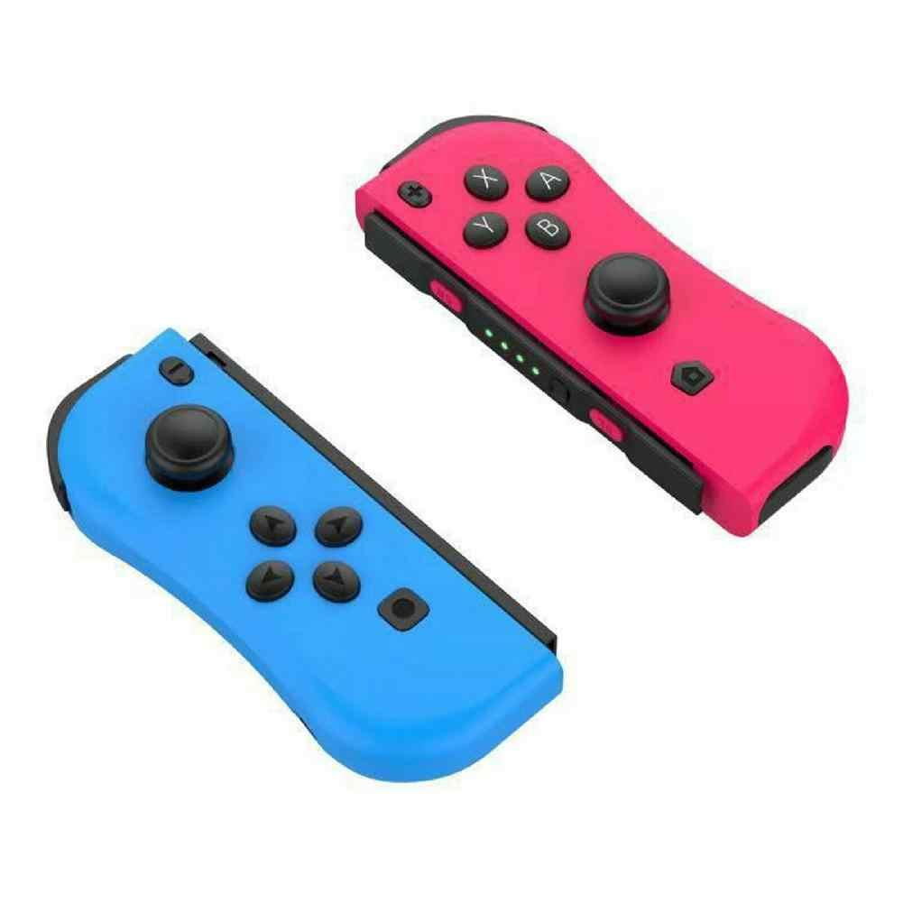 Беспроводной Bluetooth левый и правый Joy-con игровой контроллер геймпад для Nintendo Switch NS Joycon игра для консольный переключатель Nintendo r25