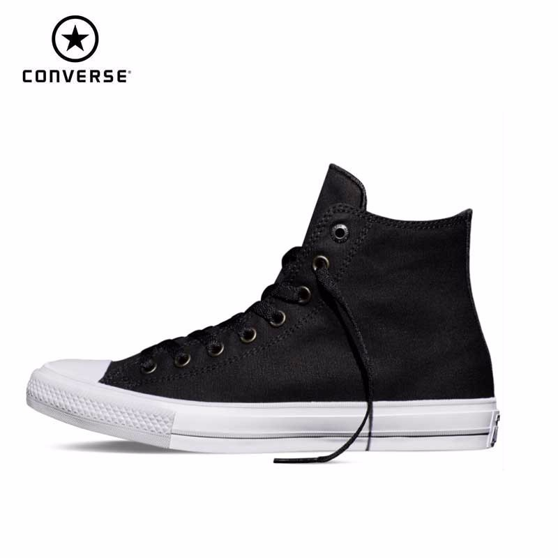 US $57.46 66% OFF|Converse Chuck Taylor All Star II New Original Leisure Men's&Women Unisex Sneakers High Classic Skateboarding Shoes 150143C in