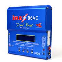 IMAX B6 AC 80W B6AC Lipo NiMH 3 S/4 S/5 S chargeur d'équilibre de batterie RC + ue