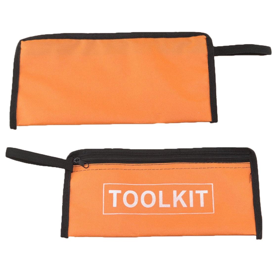 New Hardware Tool Toolkit Storage Bag Oxford Handy Zip Pouch Handbag Waterproof