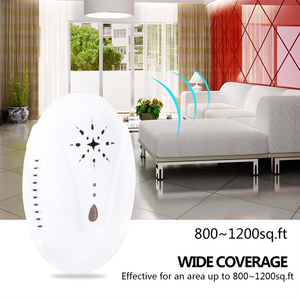 Image 4 - Nieuwe Ultrasone Muggenspray Us Plug 13.3X6.4X8.7cm Anti Mosquito Voor Thuis Abs Mosquito Killer Lamp Voor Tuin