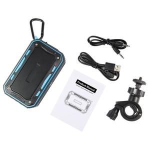 Image 5 - Outdoor Speaker Waterproof New Pattern Outdoors Portable Bluetooth Wireless Loudspeaker Box Plug in Card Audio
