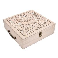 62 Slots Essential Oil Bottle Storage Box Wooden Aromatherapy Bottles Storage Organizer Jewelry Treasure Case