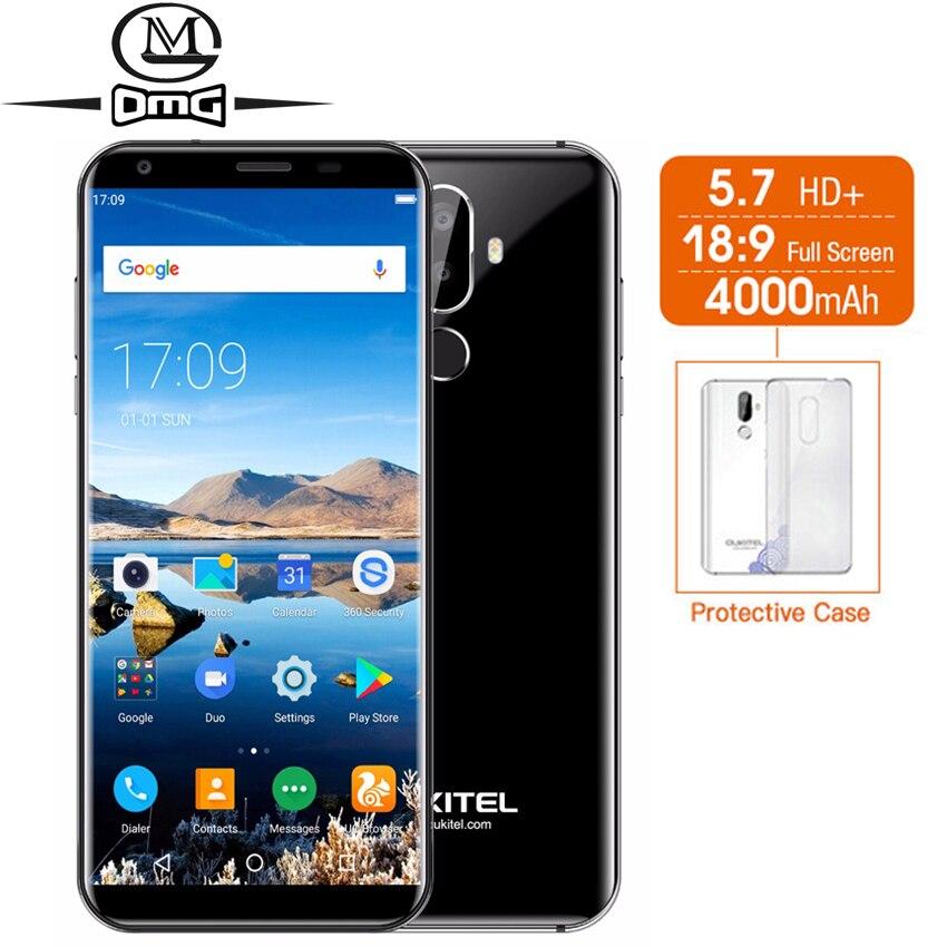 Купить Oukitel K5 смартфон 4G 18:9 HD Дисплей 5,7