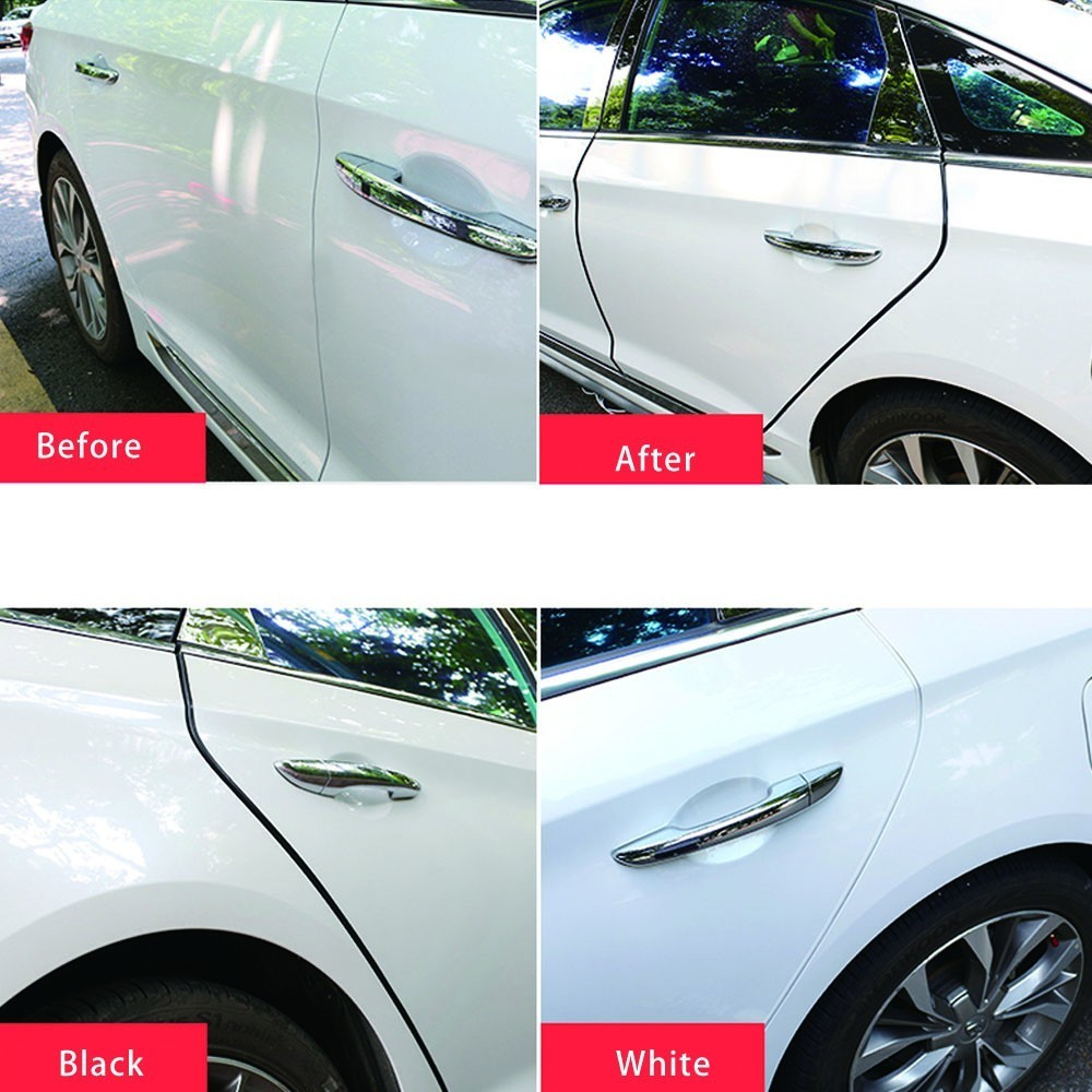 5M/Lot Auto Universal Car Door Edge Rubber Scratch Protector Moulding Strip Protection Strips Sealing Anti-rub DIY Car-styling