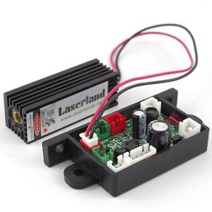 Image 3 - Focusable 150 mW 650nm 655nm 660nm 赤色レーザーモジュールダイオードと 12 V TTL
