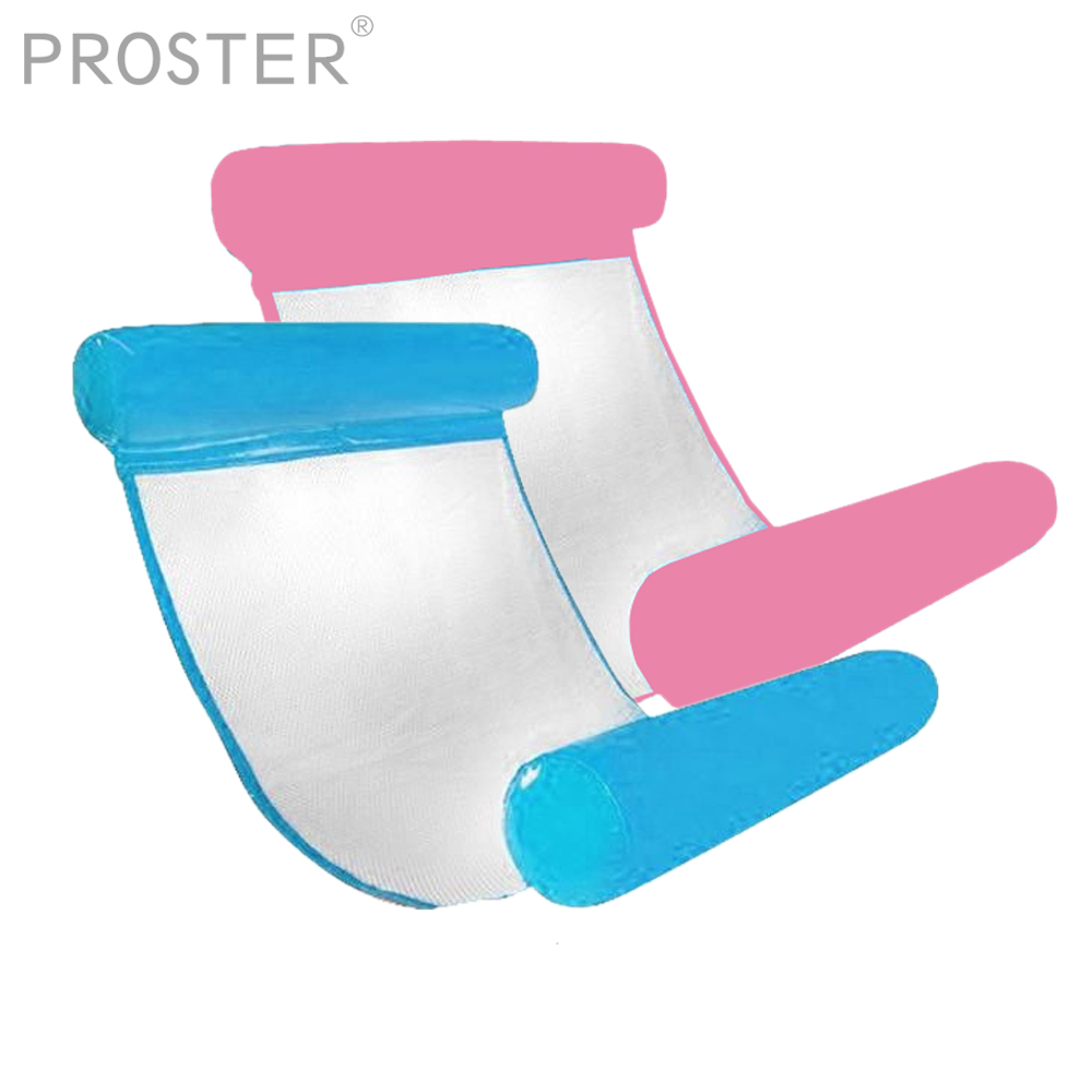 Proster Air Mattress Foldable Swimming Pool Beach Inflatable Float Ring Cushion Bed Lounge Chair Mattress Hammock Water Sports Proster Air Mattress Foldable Swimming Pool Beach Inflatable Float Ring Cushion Bed Lounge Chair Mattress Hammock Water Sports