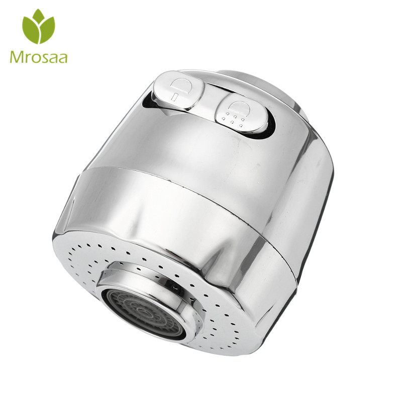 Mrosaa Kitchen Faucet Aerator Water Saving Device Two Water Mode