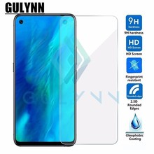Transparent Screen Glass for Huawei Nova4 Y MAX P smart 2019 HD on Honor 10 9 lite 8X Tempered Film Mate 20 X