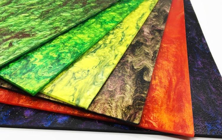300mm x 200mm x 3,0mm (L x W x T) múltiples colores acrílico (PMMA) hojas brillantes ahumadas 12 unids/lote-in Placas y señales from Hogar y Mascotas    2