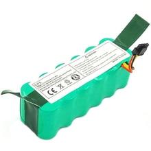 все цены на Ni-Mh 14.4V 3500Mah For Panda X500 X600 Battery Battery For Ecovacs Mirror Cr120 Vacuum Cleaner Dibea X500 X580 онлайн