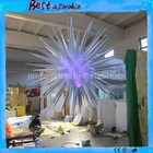 Free shipping inflatable led ballon LED inflatable star ,inflatable golden star ballons ,Decoration shine stars