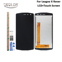 ocolor For Leagoo X Rover LCD Display And Touch Screen 5.72 Tested Before Shipment For Leagoo X Rover Phone Accessories +Tools