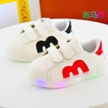 2017 new spring fashion aliexpress shoes colorful lights flash explosion  Children Shoes Boys sport shoes shoes de0cd8f1be76