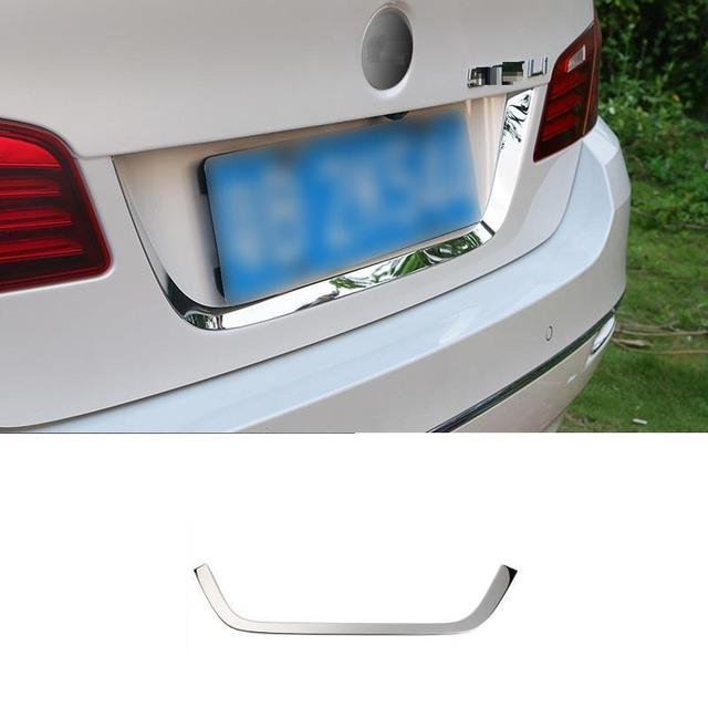 Auto Rear Bumper Body Foot Pedal Exterior Trim Car Styling Modification Decoration 11 12 13 14 15 16 17 FOR BMW 5 series