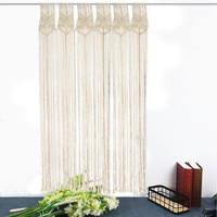 Macrame Wall Hanging Tapestry Wall Decor Wall Mandala Tapestry Boho Home Decor Woven Wall Hanging Crochet Handmade 120x190cm