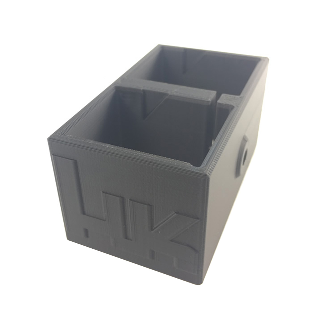 New 1 Pcs Pla U-mp45 Magazine Parallel Connector For Water Gel Beads Parts Modified Exterior High Part Quality- Black Clear And Distinctive