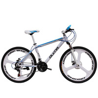 Promotion 26 inch bicycle double disc brake bicicleta mountain bike speed student fiets