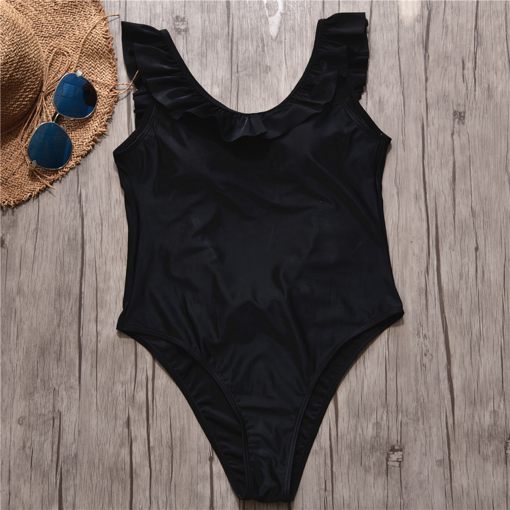 0dc571c2daa60 2019 Summer Style Lace One Piece Swimsuit Female Swimwear Women Bathing  Suit Push Up Sexy Bikinis Beach Jumpsuit Swim Suits New-in Body Suits from  Sports ...