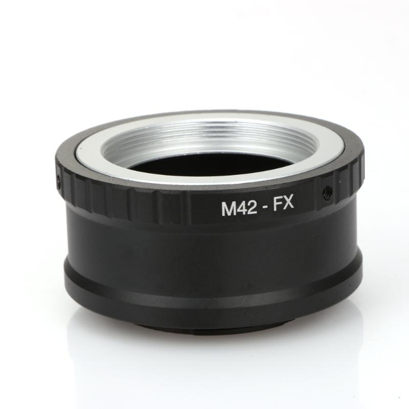 M42-FX M42 M 42 Lens For Fujifilm X Mount Fuji X-Pro1 X-M1 X-E1 X-E2 Adapter Ring Lens Adapter